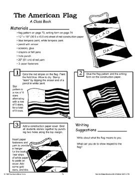Flag Day: Making Books