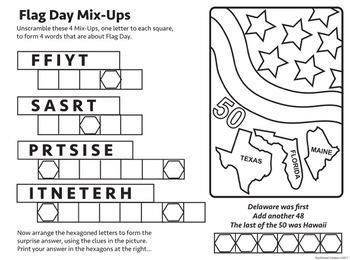 Flag Day Mix-Ups