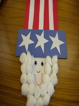 Flag Day Patriotic Fun Unit