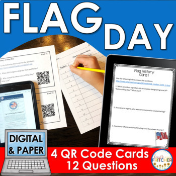 QR Code Quest: Flag Day