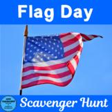 Flag Day Scavenger Hunt