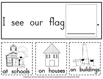 Flag Day Supplement Pack ~12+ Activites To Support CC Standards~
