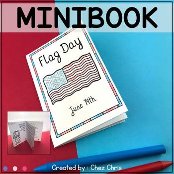 Flag Day MiniBook
