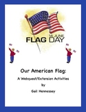 American Flag: A Webquest /Extension Activities