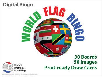 Flag Bingo Digital