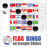 Flag Digital Bingo