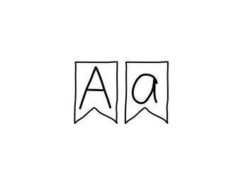 Flag Font