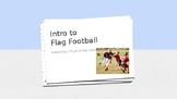 Flag Football Flashcards