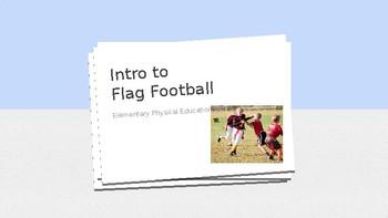 Flag Football Flashcards