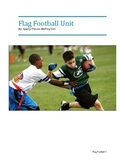 Flag Football Unit