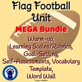 Flag Football Unit  Mega Bundle
