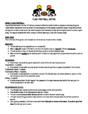 Flag Football unit notes