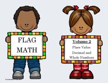 Flag Math - Volume 2 - Place Value