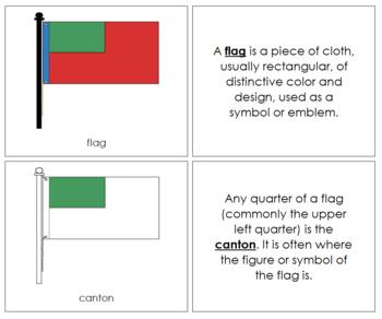 Flag Nomenclature Book