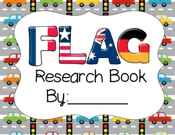 Flag Research Book