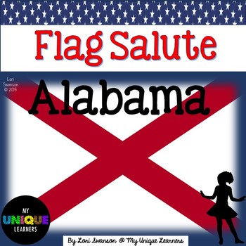 Flag Salute- ALABAMA