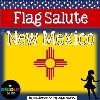 Flag Salute- NEW MEXICO