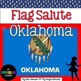 Flag Salute- OKLAHOMA