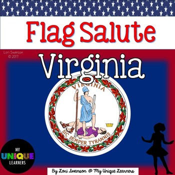 Flag Salutes- VIRGINIA