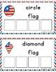 Flag Shape Sorting
