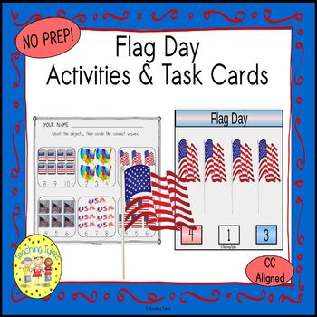 Flag Day Worksheets Activities Games Printables and More