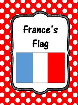 Flag of France Clip Art