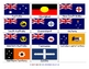 Flags Display/Poster Trims- international - 6 pages