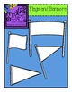 Flags and Banners {Creative Clips Digital Clipart}