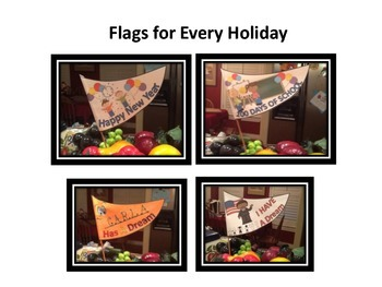 Flags for Every Holiday