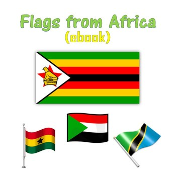 Flags from Africa (ebook)