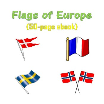 Flags of Europe (ebook)