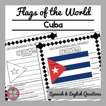 Flags of the World - Cuba