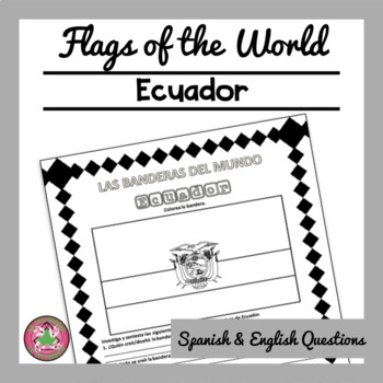 Flags of the World - Ecuador