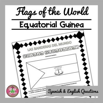 Flags of the World - Equatorial Guinea