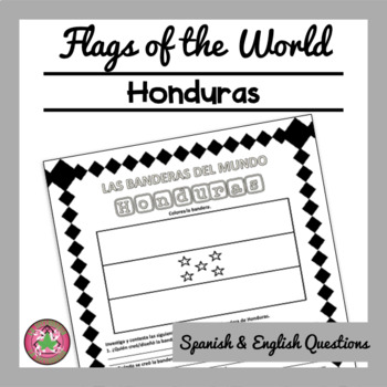 Flags of the World - Honduras