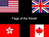 Flags of the World Lesson
