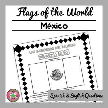 Flags of the World - Mexico