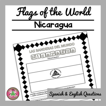 Flags of the World - Nicaragua