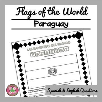 Flags of the World - Paraguay