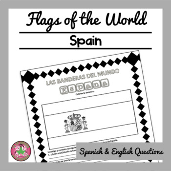 Flags of the World - Spain