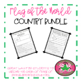 Flags of the World - Spanish-speaking Country Bundle