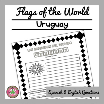 Flags of the World - Uruguay