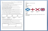 Flags of the World Web Search Assignment