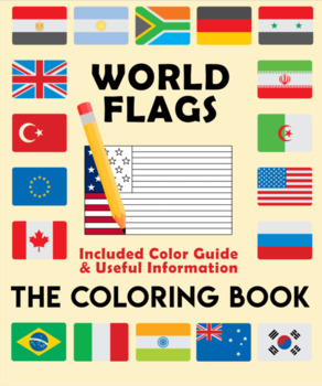 coloring book ~ World Flags Coloring Pages Of The Printable ... | 350x292