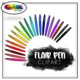 Flair Pen Clipart