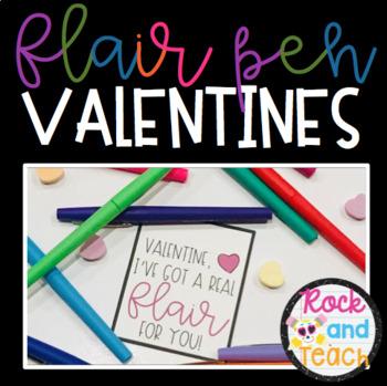 Flair Pen Valentines