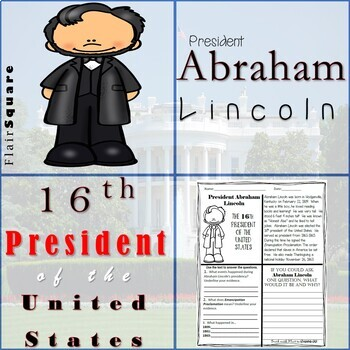 FlairSquare President Abraham Lincoln