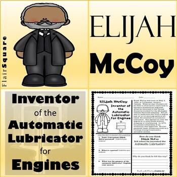 FlairSquare Elijah McCoy