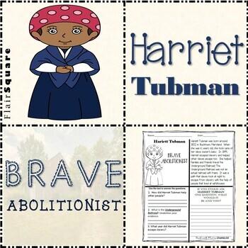 FlairSquare Harriet Tubman