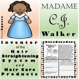 FlairSquare Madam C.J. Walker